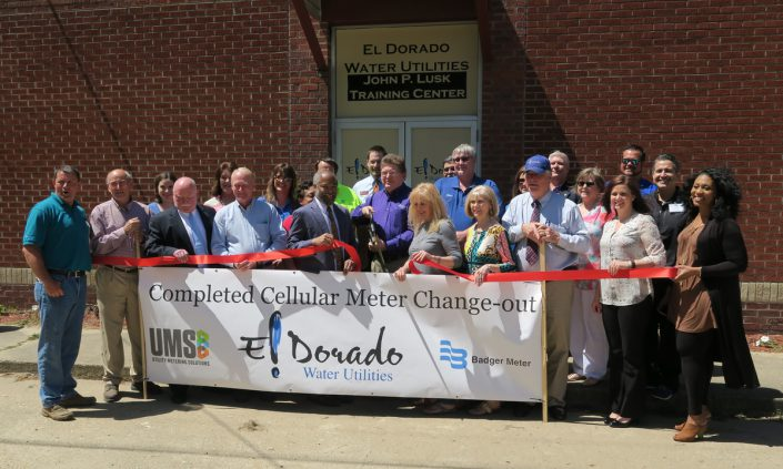UMS El Dorado, AR Ribbon Cutting