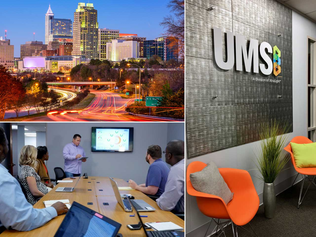 ums opens new office in raleigh to leverage area s iot focus