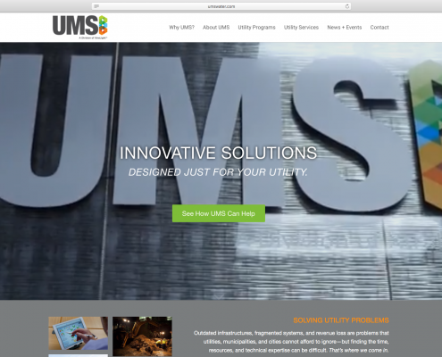 UMS Utility Metering Solutions Advanced Metering Infrastructure Installation Feasibility Assessments